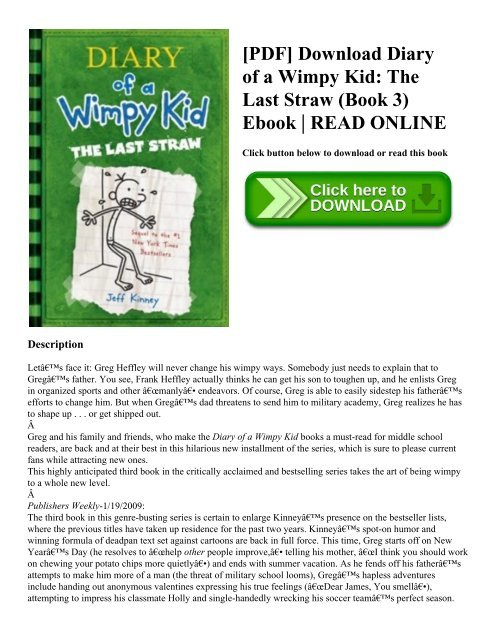 Diary Of A Wimpy Kid Free Read Cleverapartment